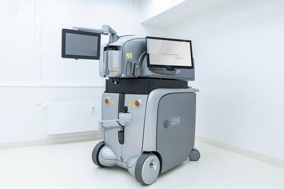 Augenarzt Kriftel - Kehrein - Praxis Femtosekundenlaser