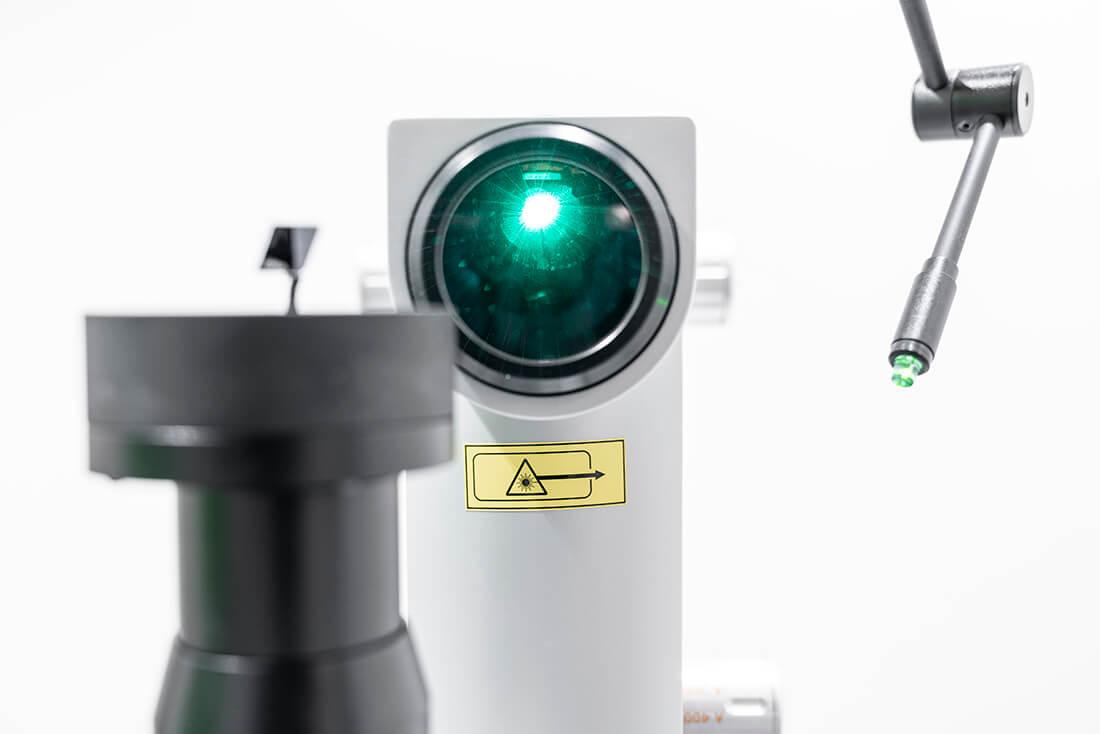 Augenarzt Kriftel - Kehrein - Praxis Nahaufnahme Laser