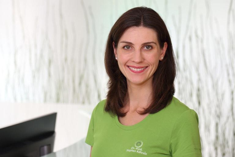 Augenarzt Kriftel - Kehrein - Team Frau S. Penc