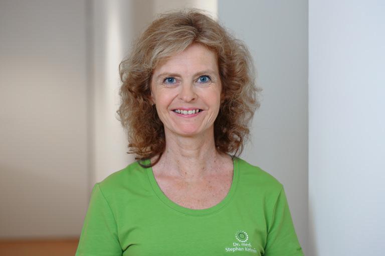 Augenarzt Kriftel - Kehrein - Team Frau K. Hündersen-Peter