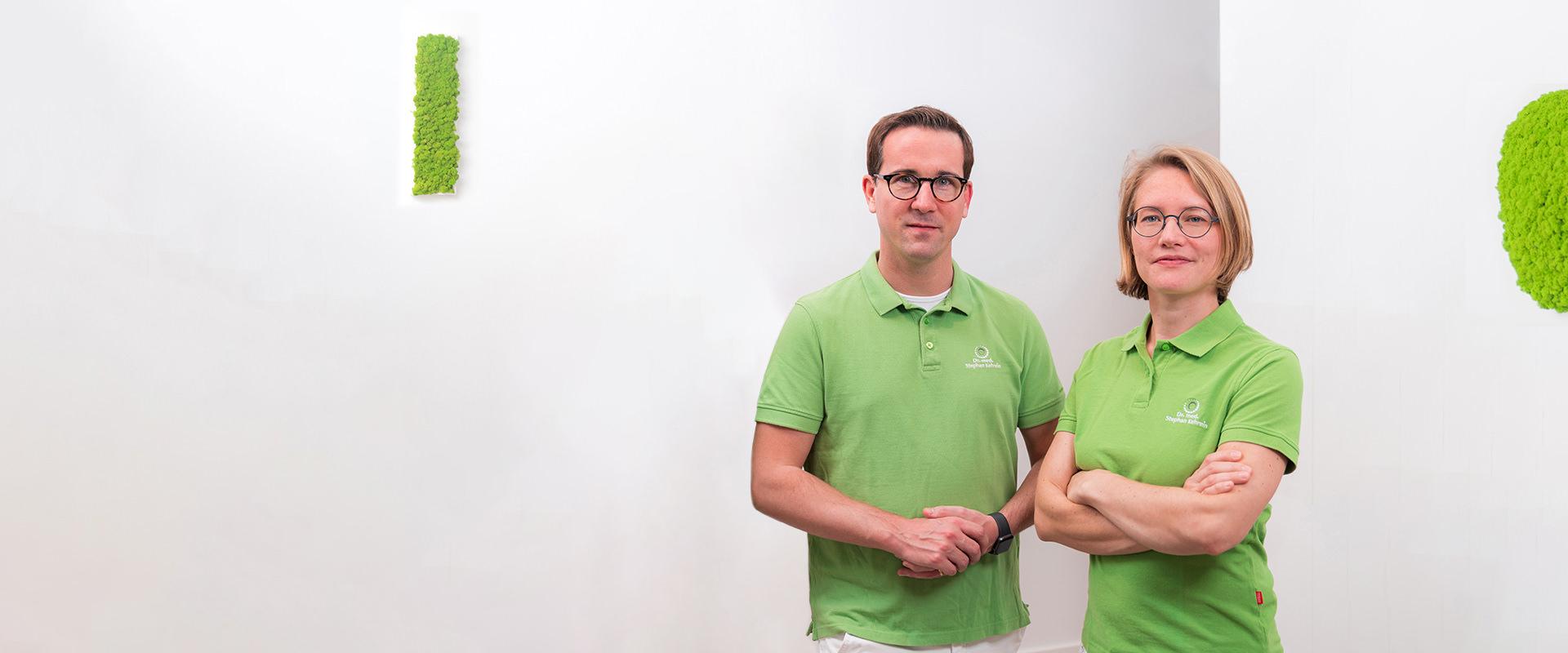 Augenarzt Kriftel - Kehrein - Team